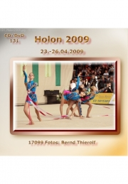 Grand-Prix Holon 2009