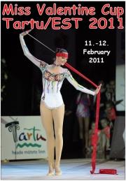 Miss Valentine Cup Tartu 2011 - Photos/Videos