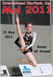 International Rhythmic Cup Mol 2011 - Photos/Videos