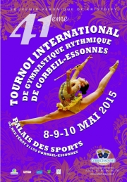 International Tournament Corbeil-Essonnes 2015 - Photos+Videos