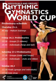 RG World-Cup Espoo 2016 - Photos+Videos