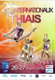 RG Grand-Prix Thiais 2016 - Photos+Videos