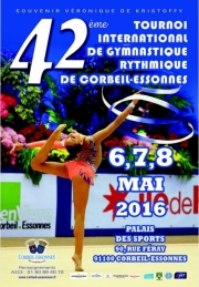 International Tournament Corbeil-Essonnes 2016 - Photos+Videos