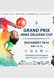 RG Grand-Prix Bucharest 2016 - Photos+Videos