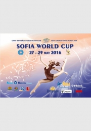RG World-Cup Sofia 2016 - Photos+Videos