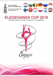 RG Eleganza Cup Utrecht 2016 - Photos+Videos