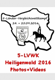 5-LVWK Heiligenwald 2016 - Photos+Videos
