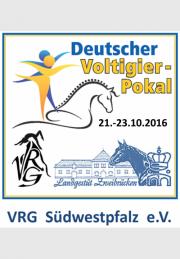 Deutscher Voltigierpokal Zweibrücken 2016 - Photos+Videos