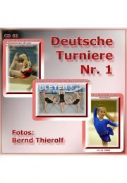 Deutsche Turniere 2005 Nr.1