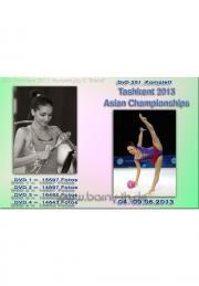 251 Asian Championships Tashkent 2013