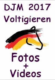 Deutsche Jugendmeisterschaften Aachen 2017 - Photos+Videos
