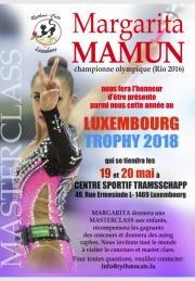 Luxembourg Trophy 2018 - Master Class with Margarita Mamun
